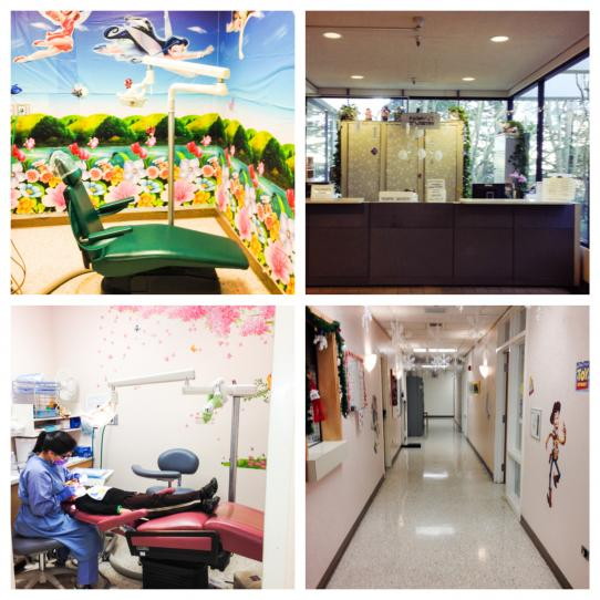 Parnassus Clinic | Pediatric Dentistry